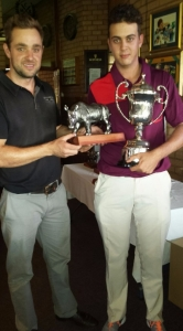 Fritz Orren Club Champ 2015