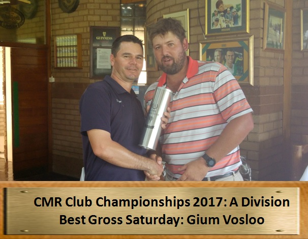 A Div Best Gross Saturday