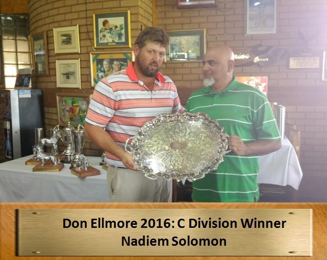 Don Elmore C Division