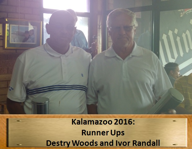 Kalamazoo Runner Up