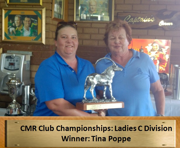 Ladies C Div Winner