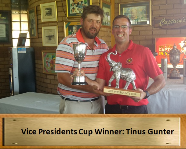 Vice Presidents Cup Winner